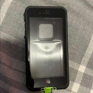 iPhone 7 Plus life proof case